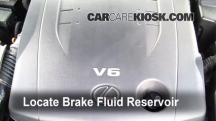 2008 Lexus IS250 2.5L V6 Brake Fluid