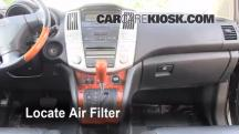 2008 Lexus RX350 3.5L V6 Air Filter (Cabin)