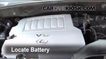 2008 Lexus RX350 3.5L V6 Battery