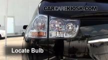 2008 Lexus RX350 3.5L V6 Lights