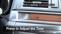 2008 Mazda 3 S 2.3L 4 Cyl. Hatchback Reloj