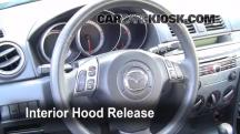 2008 Mazda 3 S 2.3L 4 Cyl. Hatchback Belts
