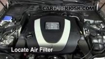 2008 Mercedes-Benz E350 4Matic 3.5L V6 Sedan Air Filter (Cabin)