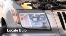 2008 Mercury Mariner 3.0L V6 Lights