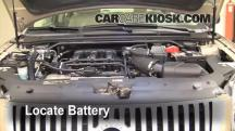 2008 Mercury Sable Premier 3.5L V6 Battery