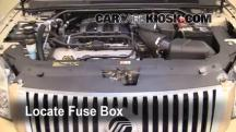 2008 Mercury Sable Premier 3.5L V6 Fuse (Engine)