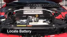 2008 Nissan 350Z 3.5L V6 Battery