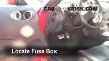 2008 Nissan 350Z 3.5L V6 Fusible (interior)