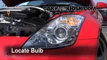 2008 Nissan 350Z 3.5L V6 Luces