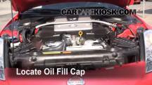 2008 Nissan 350Z 3.5L V6 Aceite