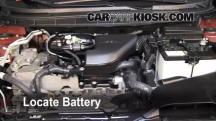 2008 Nissan Rogue SL 2.5L 4 Cyl. Battery