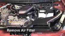 2008 Nissan Rogue SL 2.5L 4 Cyl. Fusible (motor)