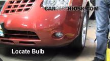 2008 Nissan Rogue SL 2.5L 4 Cyl. Lights