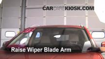 2008 Nissan Rogue SL 2.5L 4 Cyl. Windshield Wiper Blade (Front)