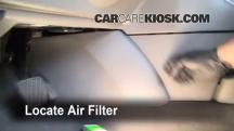 2008 Nissan Sentra S 2.0L 4 Cyl. Air Filter (Cabin)
