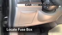 2008 Nissan Sentra S 2.0L 4 Cyl. Fusible (interior)