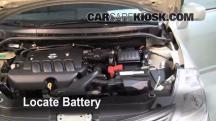 2008 Nissan Versa S 1.8L 4 Cyl. Sedan Battery
