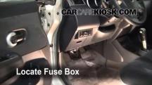 2008 Nissan Versa S 1.8L 4 Cyl. Sedan Fusible (interior)