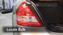 2008 Nissan Versa S 1.8L 4 Cyl. Sedan Lights