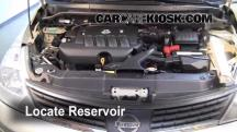 2008 Nissan Versa S 1.8L 4 Cyl. Sedan Líquido limpiaparabrisas