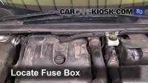 2008 Peugeot 307 XT HDi 2.0L 4 Cyl. Turbo Diesel Fuse (Engine)