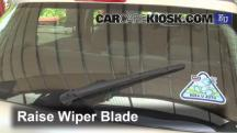 2008 Peugeot 307 XT HDi 2.0L 4 Cyl. Turbo Diesel Windshield Wiper Blade (Rear)