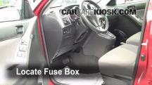 2008 Pontiac Vibe 1.8L 4 Cyl. Fusible (interior)