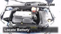 2008 Saab 9-3 2.0T 2.0L 4 Cyl. Turbo Wagon (4 Door) Batería