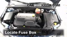 2008 Saab 9-3 2.0T 2.0L 4 Cyl. Turbo Wagon (4 Door) Fusible (motor)