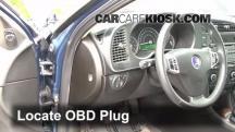 2008 Saab 9-3 2.0T 2.0L 4 Cyl. Turbo Wagon (4 Door) Compruebe la luz del motor