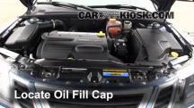 2008 Saab 9-3 2.0T 2.0L 4 Cyl. Turbo Wagon (4 Door) Oil