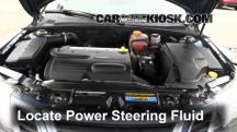 2008 Buick Lucerne CXL 3.8L V6 Power Steering Fluid