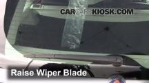 2008 Saab 9-3 2.0T 2.0L 4 Cyl. Turbo Wagon (4 Door) Escobillas de limpiaparabrisas trasero