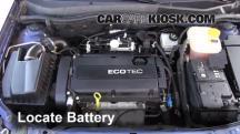 2008 Saturn Astra XR 1.8L 4 Cyl. (4 Door) Battery