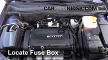 2008 Saturn Astra XR 1.8L 4 Cyl. (4 Door) Fusible (motor)