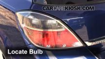 2008 Saturn Astra XR 1.8L 4 Cyl. (4 Door) Luces