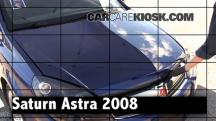 2008 Saturn Astra XR 1.8L 4 Cyl. (4 Door) Review