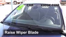 2008 Saturn Astra XR 1.8L 4 Cyl. (4 Door) Windshield Wiper Blade (Front)