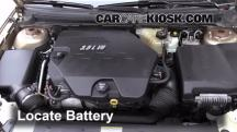 2008 Saturn Aura XE 3.5L V6 Battery
