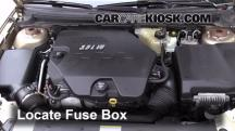 2008 Saturn Aura XE 3.5L V6 Fuse (Engine)