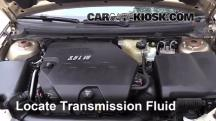 2008 Saturn Aura XE 3.5L V6 Transmission Fluid