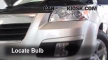 2008 Saturn Outlook XE 3.6L V6 Lights