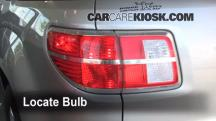 2008 Saturn Outlook XE 3.6L V6 Luces