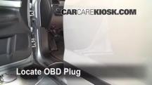 2008 Saturn Outlook XE 3.6L V6 Compruebe la luz del motor