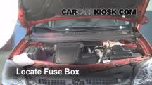 2008 Saturn Vue XE 2.4L 4 Cyl. Fuse (Engine)