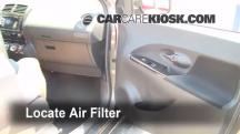 2008 Scion xD 1.8L 4 Cyl. Air Filter (Cabin)