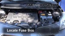 2008 Scion xD 1.8L 4 Cyl. Fuse (Engine)