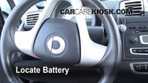 2008 Smart Fortwo Passion 1.0L 3 Cyl. Battery