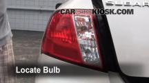 2008 Subaru Impreza 2.5i 2.5L 4 Cyl. Sedan Lights