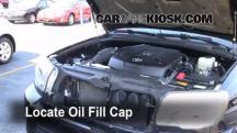2007 Toyota FJ Cruiser 4.0L V6 Aceite